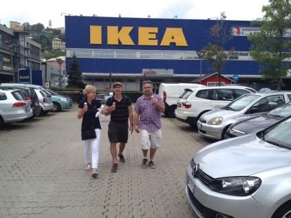 Me, Brian, Chris Bierlein_Genoa_Italy