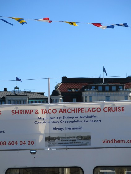shrimp and taco archipelago cruise_stockholm_sweden