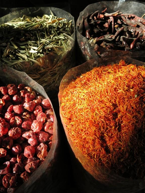 STYLE MOMENT | Spice souk, Dubai