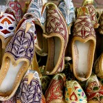 STYLE MOMENT | Shoes in the souk, Dubai