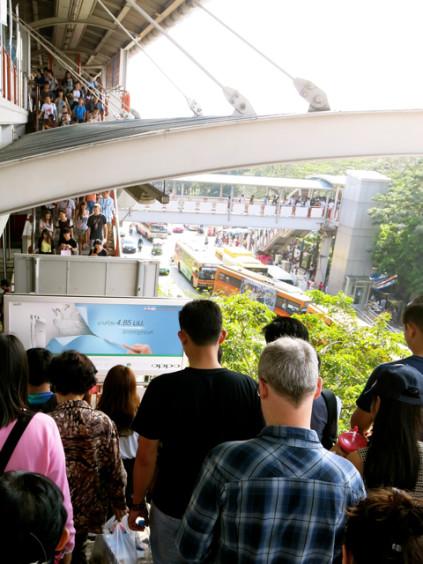 BTS Mo Chit_Chatuchak Weekend Market_Bangkok_Thailand