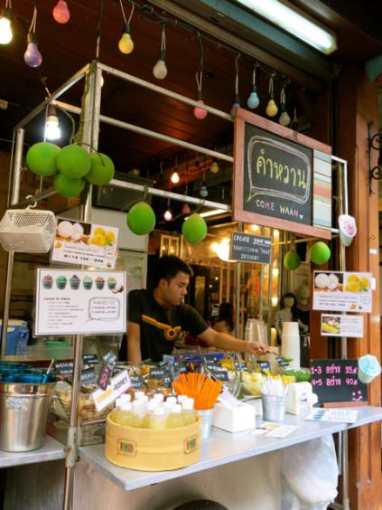 Come Waan_Chatuchak Weekend Market_Bangkok_Thailand