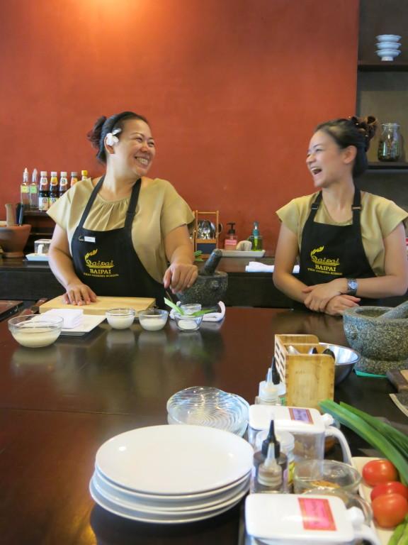 BANGKOK | Baipai Thai Cooking School