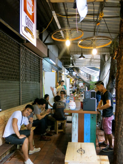 Inch Coffee_Chatuchak Weekend Market_Bangkok_Thailand