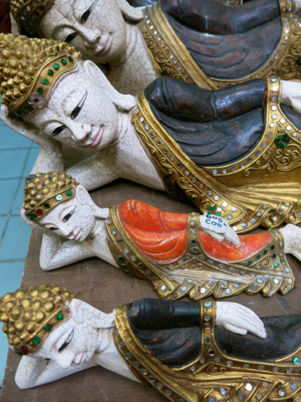 buddha_Chatuchak Weekend Market_Bangkok_Thailand