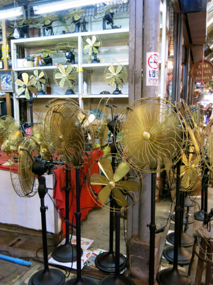 fans_Chatuchak Weekend Market_Bangkok_Thailand