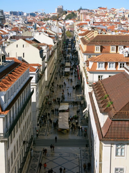 Rua Augusta_Lisbon_Portugal