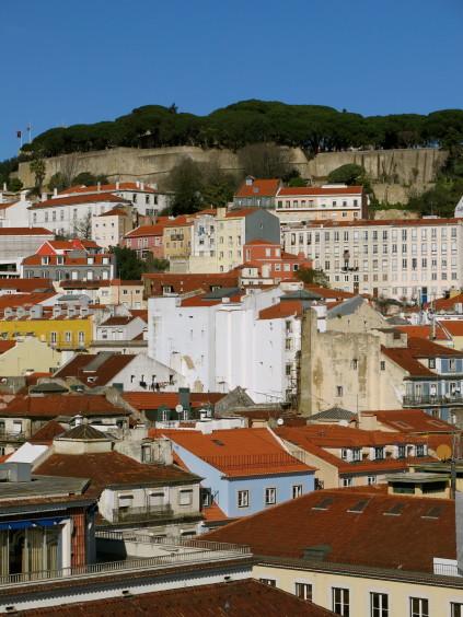 Castelo de São Jorge_Lisbon_Portugal