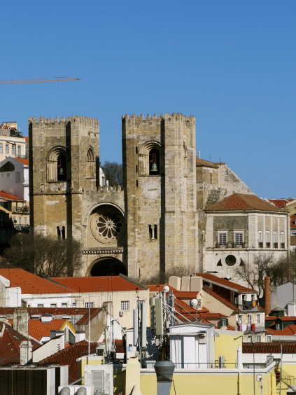Lisbon cathedral_Lisbon_Portugal