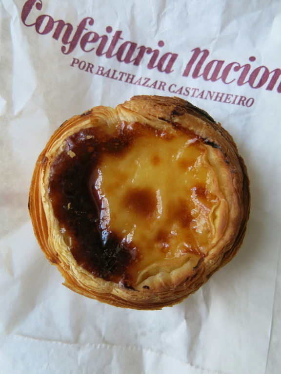 LISBON TOP TEN | #4 | PASTÉIS DE NATA