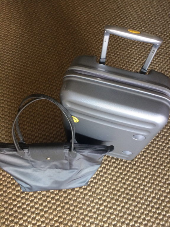 Three Weeks, One Carry-on Suitcase