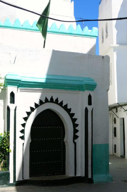 women's mosque_Kasbah_Tangier_Morocco