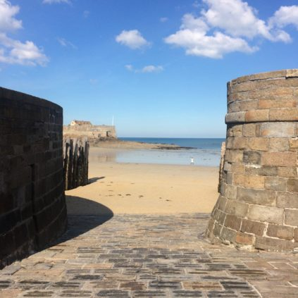 Plage de L'EventaiL_saint-malo_france