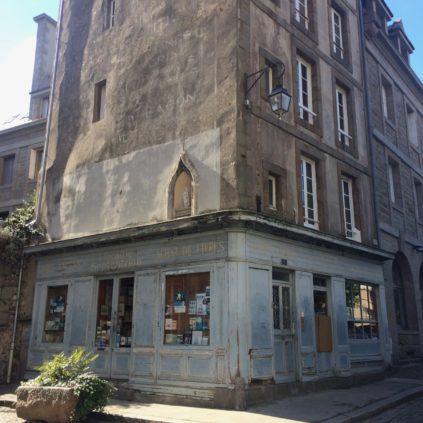 librairie le septenion_saint-malo_brittany_france